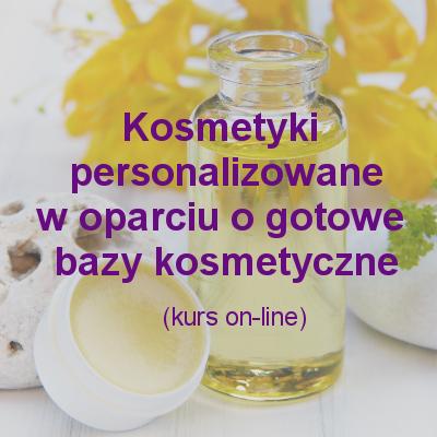 Kurs - kosmetyki personalizowane